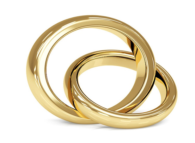 The Best Ever Gold Wedding Rings and Meaning