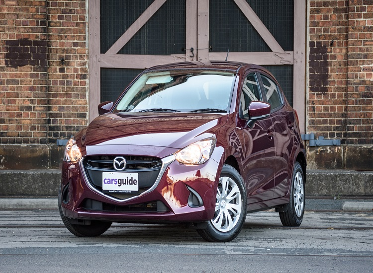 You Should Know More About Mazda Demio Updated Model